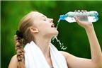 Cách uống nước giúp đẩy lùi ung thư
