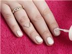 Cách vẽ móng tay đẹp với mẫu nail đa sắc mới lạ
