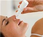 Các loại thuốc trị viêm mũi