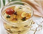 Các loại trà làm từ hoa có thể trị bệnh