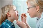 Các triệu chứng viêm họng cấp ở trẻ