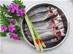 Cá lóc chiên sả thơm giòn ngon cơm ngày rét