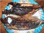 Cá ngừ nướng, món ngon miền biển