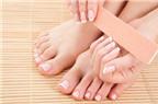 Chăm sóc tay, chân hiệu quả cho mùa khô