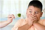 Chế độ ăn giúp giảm béo phì ở trẻ