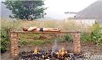 Chữa ung thư bằng cách tự nướng mình trên lửa