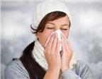 Dấu hiệu và điều trị bệnh cúm mùa