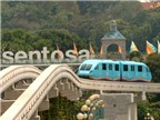 Điểm qua những khu du lịch nổi tiếng ở Singapore