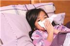 Điều trị viêm đường hô hấp ở trẻ