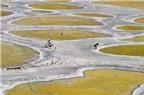 Độc đáo hồ Kliluk, Canada