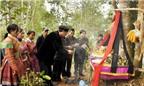 Độc đáo Lễ cúng rừng của người H'Mông