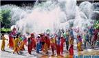 Độc đáo lễ hội té nước Songkran khi du lịch Thái Lan