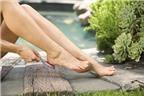 Đôi chân tiết lộ gì về sức khỏe?