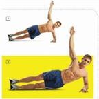 Động tác hiệu quả cho cơ bụng 6 múi (P1)