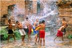 Du lịch Thái Lan dự lễ hội té nước
