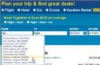 Du lịch tiết kiệm với Yahoo! Travel Seach