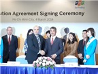 FPT Trading ký kết hợp tác phân phối các giải pháp của SAP