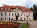 Ghé thăm những cung điện tuyệt đẹp của Ba Lan