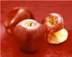 Giảm cân hiệu quả 3 ngày với táo