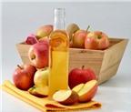 Giảm cân hiệu quả bất ngờ bằng giấm táo