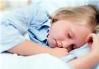 Giờ đi ngủ thất thường làm giảm trí thông minh ở trẻ