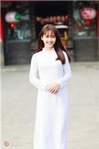 Gợi ý kiểu tóc & trang điểm xinh lung linh để diện áo dài trắng ngày khai giảng