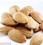 Hạnh nhân giúp ngừa bệnh tim mạch và tiểu đường
