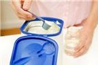 Hiểu biết về độ tan của sữa dành cho bé