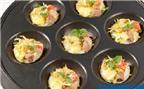 Học cách làm bánh trứng cút siêu ngon cho bé yêu