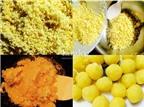 Học cách làm bánh trung thu Hàn Quốc nhân đậu xanh