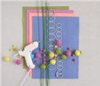 Học cách làm hoa bằng vải dạ ai cũng khen khéo tay