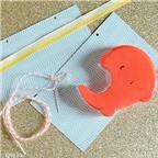 Học ngay cách làm lồng đèn giấy đơn giản mà dễ thương
