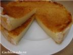 Hướng dẫn cách làm bánh khoai mì ngon