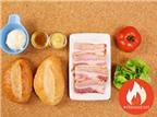 Hướng Dẫn Cách Làm Bánh Mì Kẹp Thịt Tại Gia Ngon Như Quán