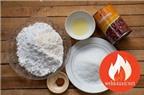 Hướng Dẫn Cách Làm Bánh Rán Nhân Đậu Đỏ Ngon