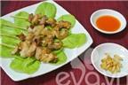 Hướng dẫn cách làm các món ngon từ rau xà lách