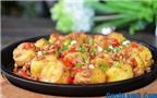 Hướng dẫn cách làm đậu phụ sốt thịt băm ngon, bổ dưỡng