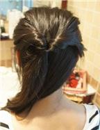 Hướng dẫn cách làm kiểu tóc đẹp dịu dàng
