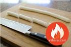 Hướng Dẫn Cách Làm Món Bánh Gạo Rưới Nước Sốt Ngon
