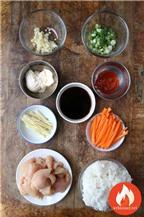 Hướng Dẫn Cách Làm Món Cơm Nắm Gà Cay Kiểu Nhật Ngon