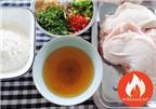 Hướng Dẫn Cách Làm Món Salad Gà Cay Ngon