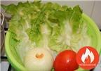 Hướng Dẫn Cách Làm Món Salad Trộn Thịt Bò Ngon