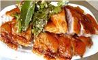 Hướng dẫn cách làm món vịt quay lá móc mật Lạng Sơn