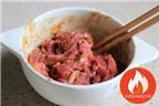Hướng Dẫn Làm Món Thịt Bò Rau Cải Sốt Dầu Hào