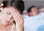 Huyết áp thấp làm giảm ham muốn ở phụ nữ