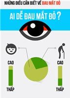 Infographic: Những điều cần biết về đau mắt đỏ