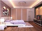 Kê giường ngủ theo phong thủy giúp gia chủ khỏe mạnh, phát tài