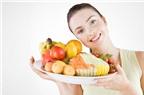 Không nên ăn trái cây ngay sau bữa cơm