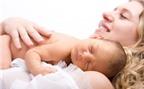 Kinh nghiệm hay 'gọi' sữa 'về' sau sinh