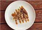 Làm bánh cheesecake táo caramen thơm ngon